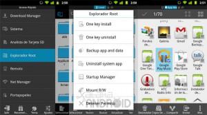 Android desinstalar