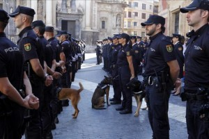 Permitido policia