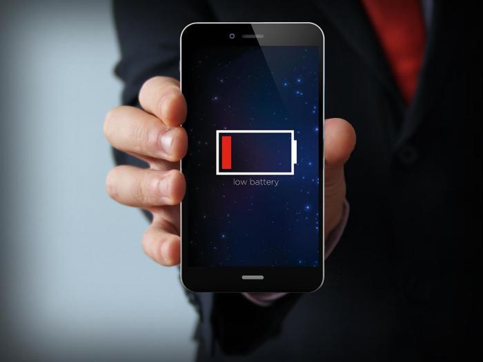 carga rapida bateria