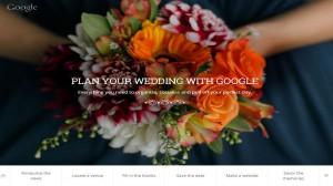 google 4 bodas