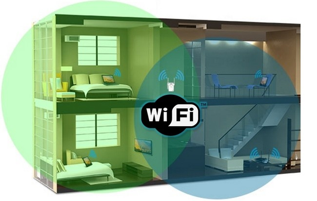 red wifi casa